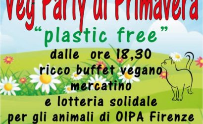 Veg Party Di Primavera Annullato
